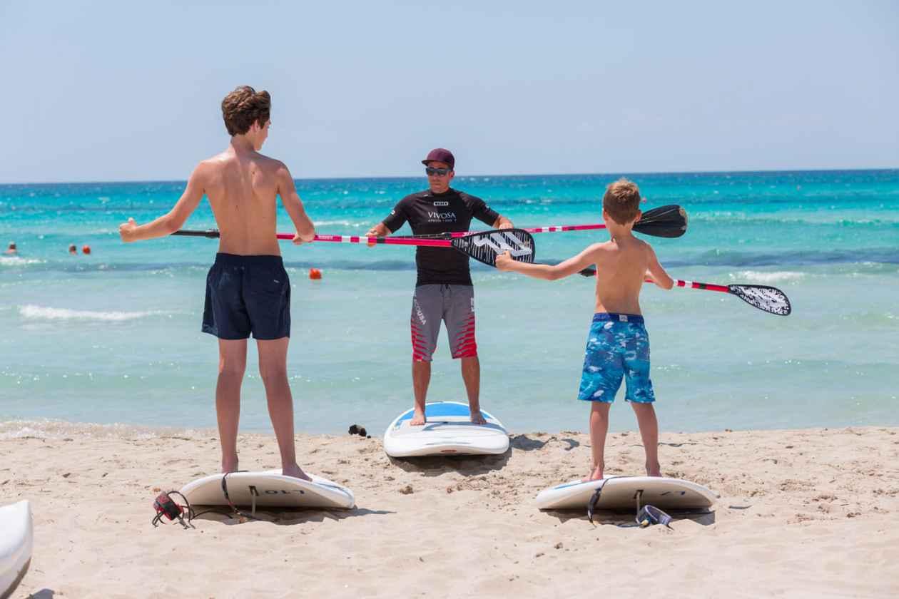 resort per bambini mare vivosa apulia 7