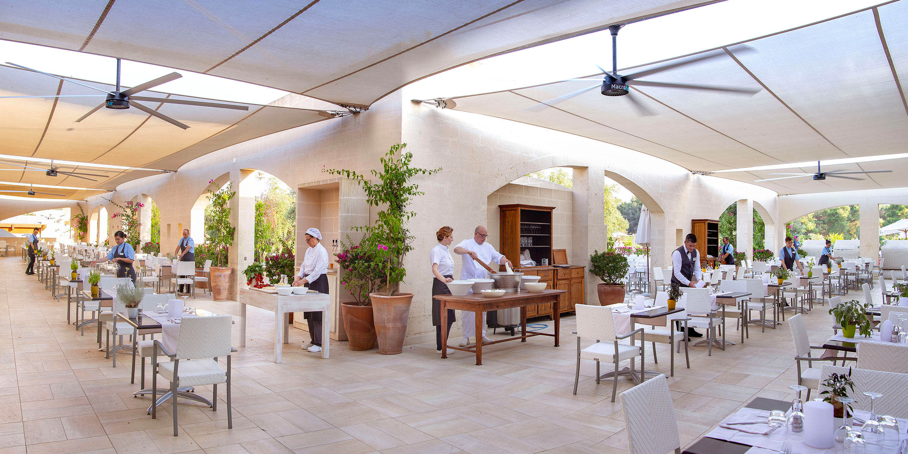 Resort Typical Cuisine Of Salento Vivosa Apulia Resort